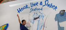 Saturday Specials at Hook Line and Sinker Seafood