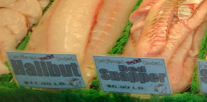 Fresh Fish Market at Hook Line & Sinker Seafood